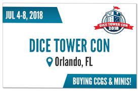 Dice Tower Con 2018