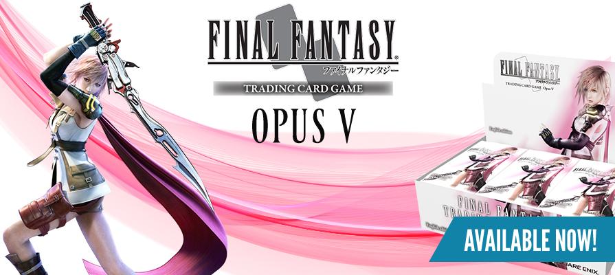 Final Fantasy TCG - Opus V