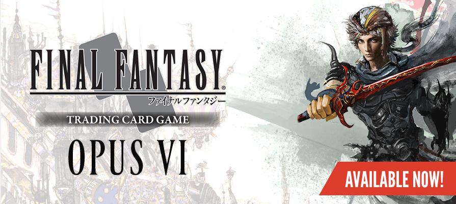 Final Fantasy TCG - Opus VI