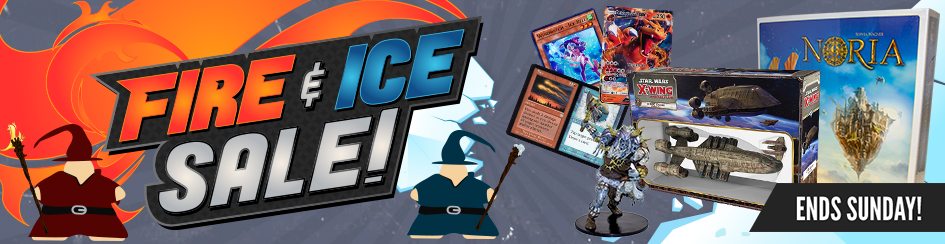 Fire and Ice Sale