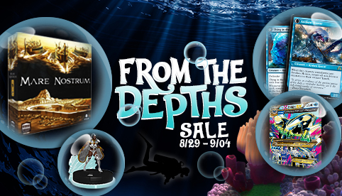 From the Depths Sale
