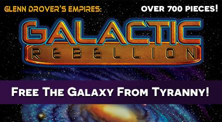 Empires: Galactic Rebellion