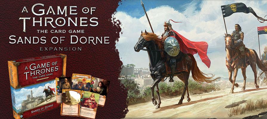 Game of Thrones - Sands of Dorne