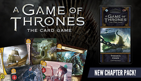A Game of Thrones: Tyrion's Chain Chapter Pack