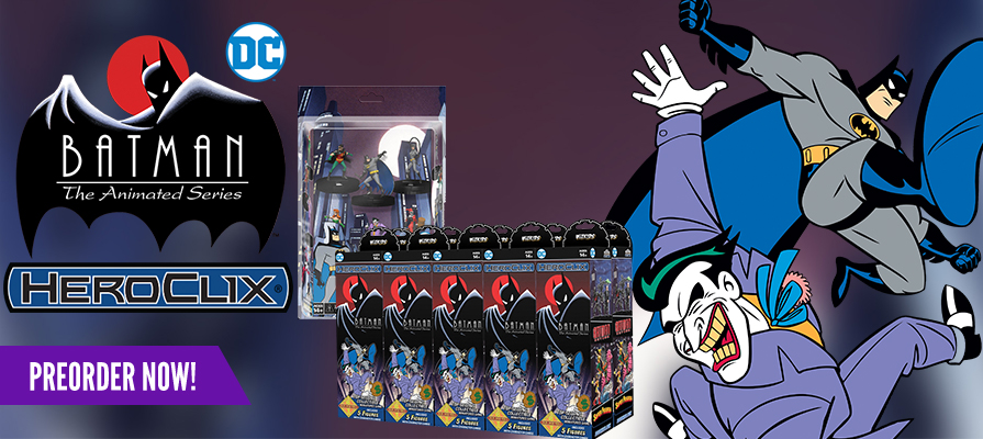 HeroClix - Batman The Animated Series