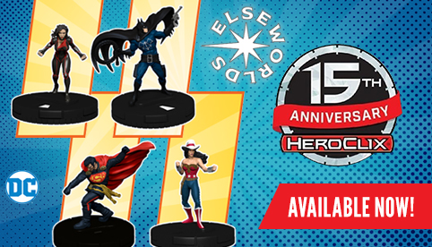 DC HeroClix: Elseworlds 15th Anniversary