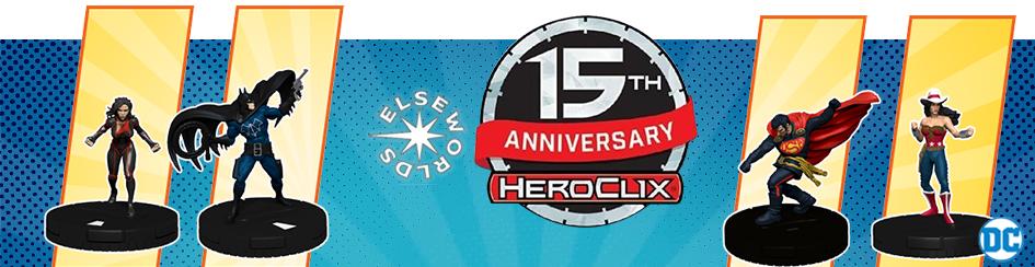 DC HeroClix: Elseworlds