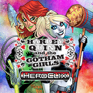 Harley Quinn and the Gotham Girls