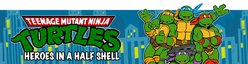 Heroclix - Heroes in a Half Shell