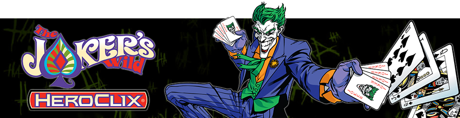 Heroclix - Joker's Wild