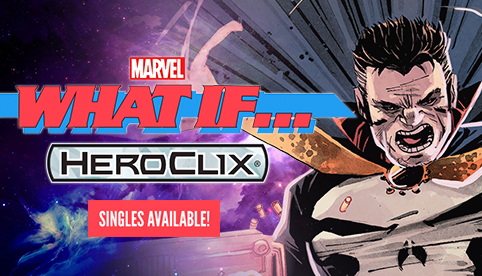 Marvel HeroClix: What if? 15th Anniversary