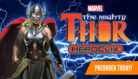 Marvel Heroclix - The Mighty Thor