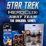 HeroClix - Star Trek Away Team