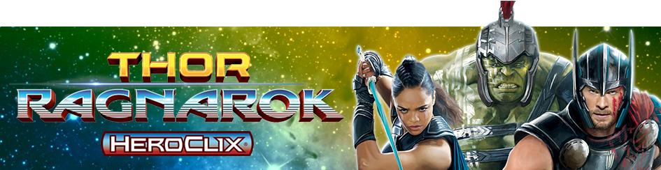 Marvel HeroClix - Thor Ragnarok