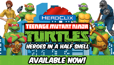 TMNT Heroes in a Half Shell