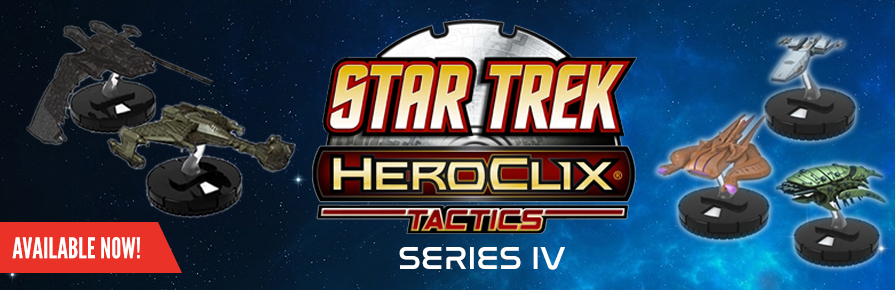 Heroclix - Star Trek Tactics IV