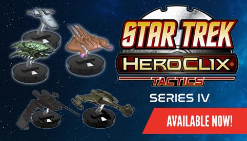 HeroClix - Star Trek: Tactics Series IV