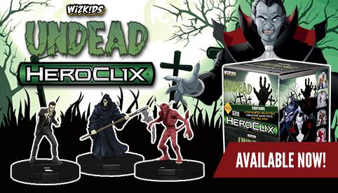 Heroclix - Undead