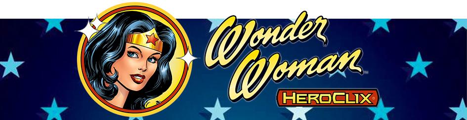 Heroclix - Wonder Woman