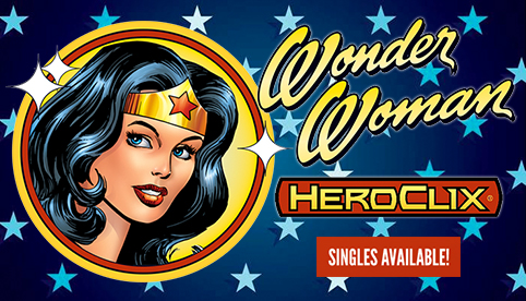 DC HeroClix: Wonder Woman