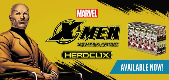 HeroClix - X-Men Xavier's School