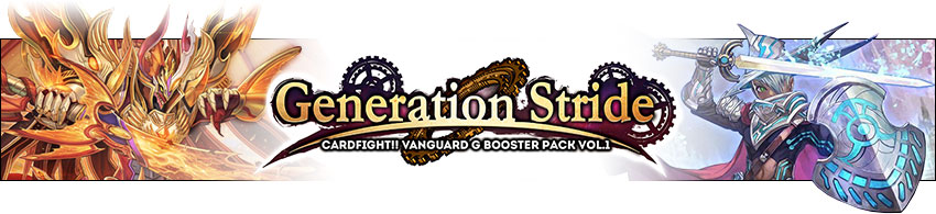 Vanguard, Generation Stride
