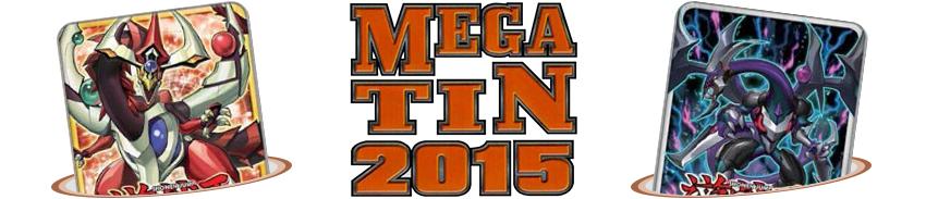 2015 Mega-Tins