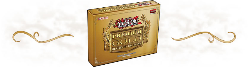 Yu-Gi-Oh!, Premium Gold: Return of the Bling