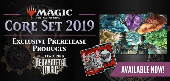 Magic: The Gathering - Prerelease Items