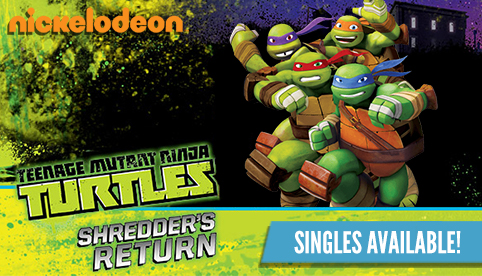 TMNT Shredder's Return