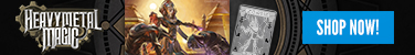 Heavy Metal Magic - Amonkhet Token and Playmat Bundle