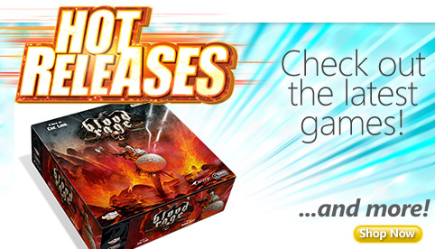 Hot Board Game Releases