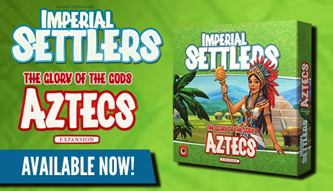 Imperial Settlers Glory of the Gods Expansion