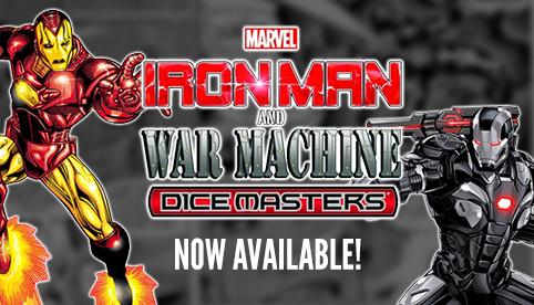 Marvel: Iron Man and War Machine Starter Set