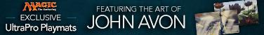 Exclusive John Avon Playmats