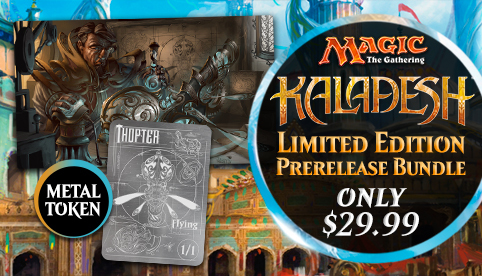 Kaladesh Prerelease Kit