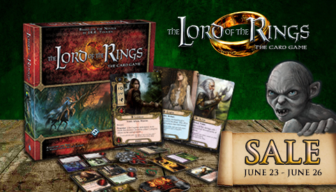 Lord of the Rings LCG Sale 06/23 to 06/26