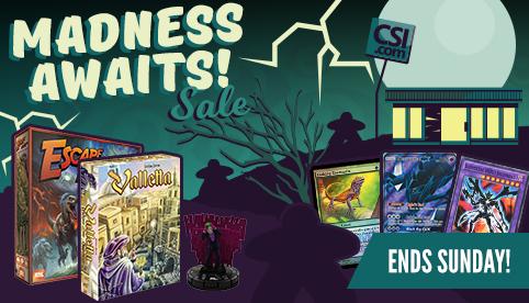 Madness Awaits Sale
