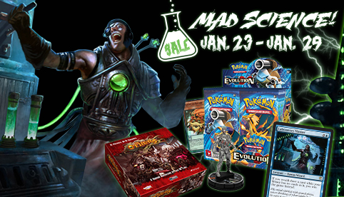 Mad Science Sale