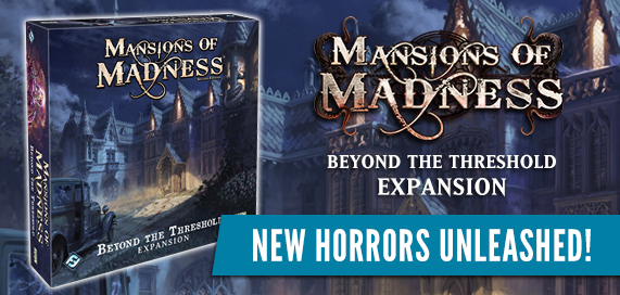 Mansions of Madness Threshold Expansion