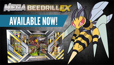 Mega Beedrill EX Box