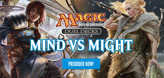 Duel Deck: Mind vs Might