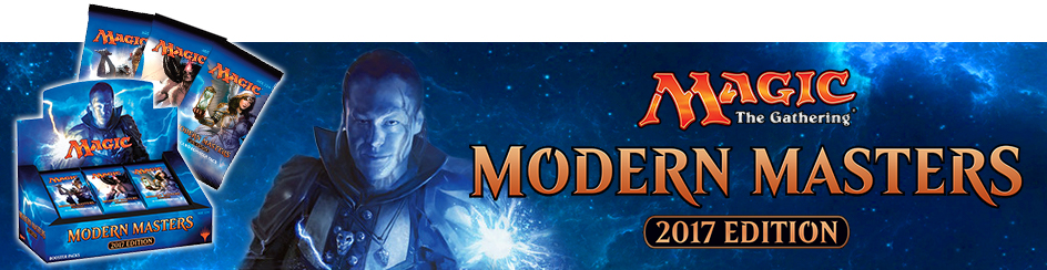 Magic: The Gathering Modern Masters 2017