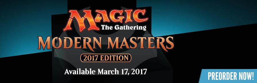 Modern Masters 2017