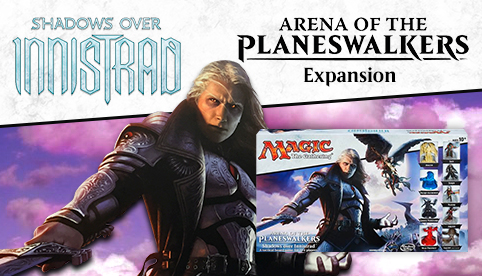 Arena of the Planeswalkers: Shadows Over Innistrad Expansion