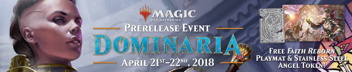 Dominaria Prerelease Event