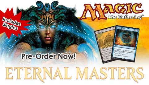 Eternal Masters Pre-Order