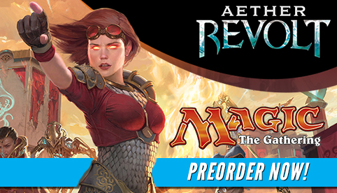 Aether Revolt Preorders