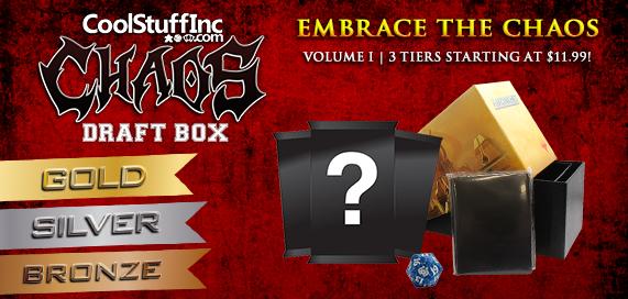 Chaos Draft Box Vol. 1
