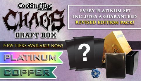 Chaos Draft Box Vol. 1